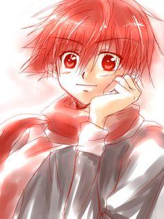 "rinshiya: "" Derp I tried drawing Daisuke again since I bought the D.N.Angel manga xD I love Yukiru Sugisaki's art style ;w; """