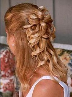 ring dance hair?