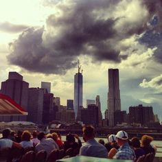 Manhattan New York NYC skyline .@marcel_tettero (Marcel Tettero) 's Instagram photos | Webstagram - the best Instagram viewer
