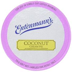 Entenmann's Party Cake Coffee Single Serve Cups, 20 Count (Pack of Crumb Coffee Cakes, Coffee K Cups, Cappuccino Coffee, Coffee Dessert, Coffee Drinks, Tortuga Rum Cake, Cinnamon Streusel Coffee Cake, Cake Branding