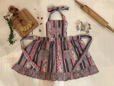 Adorable children's apron Allsewdup.com