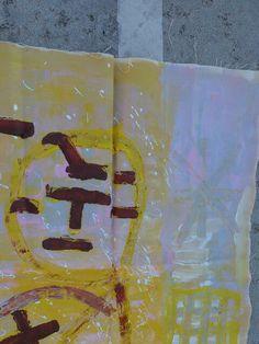#Vivian Crettol Painting @ Miami