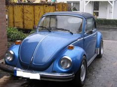 """Paul Newman"" '78 1303 Super Beetle Cabriolet, for sale in Germany, starting at €20,000.00"