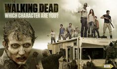 The Walking Dead - only a few weeks wait for new episodes!