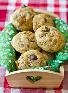 """""""Compost Cookies"""" a Salty-Sweet Monster Cookies Variation! 