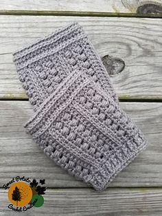 Ravelry: Sugar Maple Boot Cuffs pattern by Kirsten Holloway Crochet Boot Cuffs, Crochet Boots, Crochet Slippers, Reverse Single Crochet, Half Double Crochet, Crab Stitch, Pom Pom Maker, Caron Simply Soft, Yarn Needle