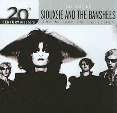 Universal Siouxsie & The Banshees - 20th Century Masters- The Millennium Collection: The Best of Siouxie & The Banshees