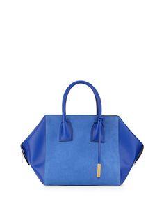 a80d35d54b Stella McCartney Beckett Boston Shopper Tote Bag