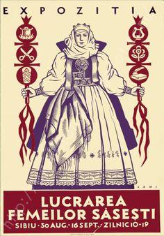 Afis Interbelic at 11.58.57 Vintage Travel Posters, Eastern Europe, Disney Characters, Fictional Characters, Nostalgia, Aurora Sleeping Beauty, Darth Vader, Memories, Retro