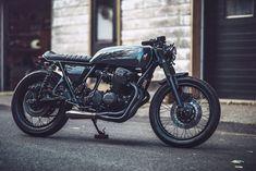 Honda CB750 by Clockwork Motorcycles