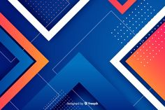 Background with abstract shapes and blue textures Vector Background Geometric, Background Design Vector, Retro Background, Geometric Wallpaper, Textured Wallpaper, Textured Background, Geometric Shapes, Adobe Illustrator, Abstract Backgrounds