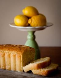 Lemon Yogurt Cake is the softest cake and loaded with lemon flavor! We love this.