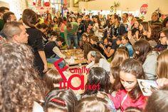 """Llega la segunda edición del """"Family Market"""" a la estación de Chamartín el 23 de mayo"""