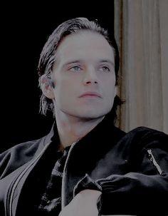 Sebastian looking quite regal