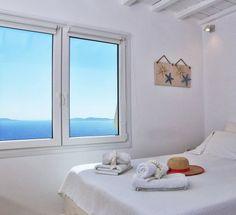 Vacation Villas, Mykonos, Windows, Home, Ramen, Window