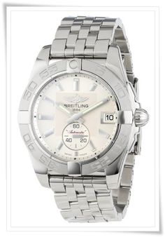 The Pros & Cons of Breitling Women's BTA3733011-G706SS Galactic 36 Automatic Silver Dial Watch
