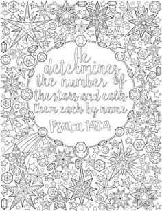 30 Christian Holiday Colouring Cards Digital Download