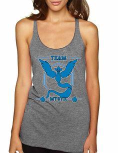 Women's Tank Top Team Mystic Blue Team Cool Top