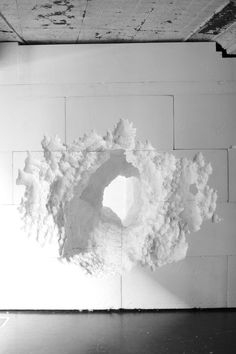 Daniel Arsham – DIG, in collaboration with Snarkitecture, Storefront for Art and Architecture, 2011 Daniel Arsham – DIG, in collaboration … Land Art, Art Sculpture, Sculptures, Illusion Kunst, Art Et Architecture, Blog Art, Street Art, Instalation Art, Art Plastique