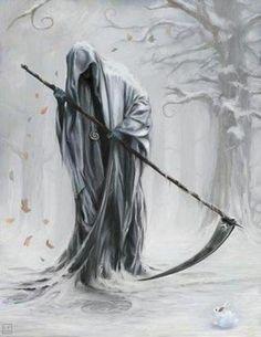 TheRockInkChick blogg: Døden