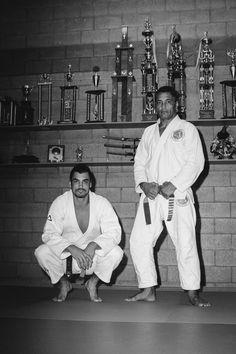 Rickson and Kron   FIGHTLAND