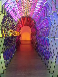 Olafur Eliasson #art #installation #contemporaryart #museumviews #interior #design #architecture