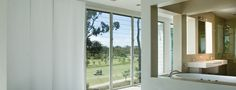 Panel Glides are an excellent choice for those large window and door areas