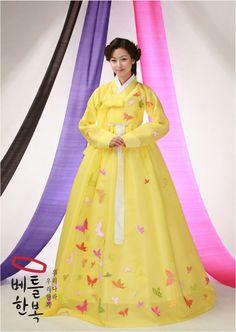 Oriental Dress, Oriental Style, Oriental Fashion, Ethnic Fashion, Korean Traditional Dress, Traditional Clothes, Korean Clothes, Korean Outfits, Korea Dress