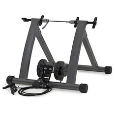 Hot Sale Indoor Exercise Bike Bicycle Trainer Stand W 5 Levels Resistance Stationary >>> You can find more details by visiting the image link.Note:It is affiliate link to Amazon.