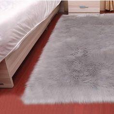 tapis tapis fourrure tapis fausse