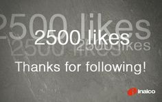 A big thanks to all of you for following us on #Facebook !!