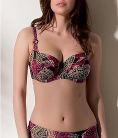 Fantasie: Adelaide Balcony Swimwear Top #FS5619