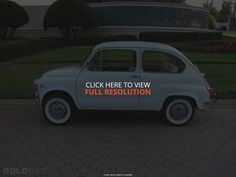 1967 Fiat 600D Images | Pictures and Videos