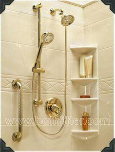 Bath Fitter bathroom accessories