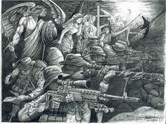 Military Art and Prints