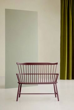 FDB Møbler lancerer en ny elegant bænk