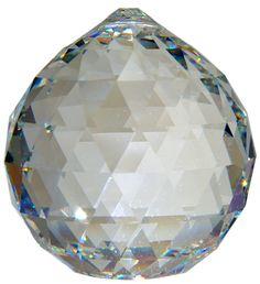 Boule de Cristal à Facettes