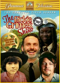 The Walking Dead, Memes, Rick Grimes, Michonne, Daryl Dixon, Carl Grimes