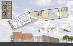 Gallery of Restoration and Extension Museum Nairac / Van Hoogevest Architecten - 13