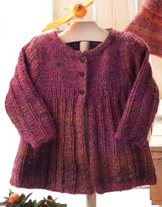 Ravelry: Little Vintage Morning Coat By - Qoster