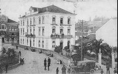Hotel Bragança Rua António Granjo
