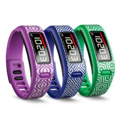 Garmin Replacement Bands for the Vivofit (3 pack)