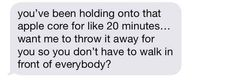 When even the smallest, silliest things seem impossible. 16 Text Messages That Are Basically Sexts For Anxious People