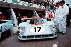 Porsche - 917-045 - 1971-6-15 - 24 h Le Mans - n17 JWAE - 100 (2) pesage