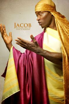 """JACOB.  ///  """"Icons of the Bible"""" by photographer James C. Lewis of Noire3000 / N3K Photo Studios"""