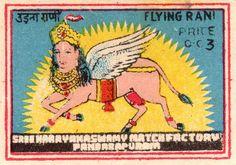 Match label (India)