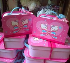 Kiddie birthday hampers