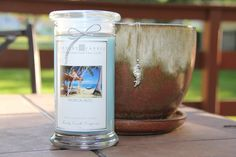 The name really says it all, part of our spring line, our Tropical Bliss scented Jewelry Candle takes you somewhere warm and beachy ... keep an eye out for it come spring of 2013 at jewelrycandles.com !