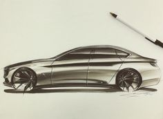 Copy by dongyun #industrial#yacht#car#transportation#boat#design#sketch#rendering#marker#dream#sketch#bicball