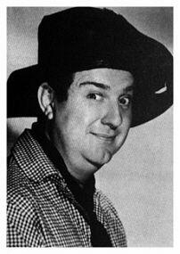 Image detail for -Western Movie Star, Gene Autry sidekick, Singer, TV Star